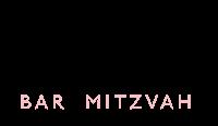 Popup Barmitzvah Logo