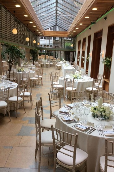 Bat Mitzvah Venue 11 Cavendish Square
