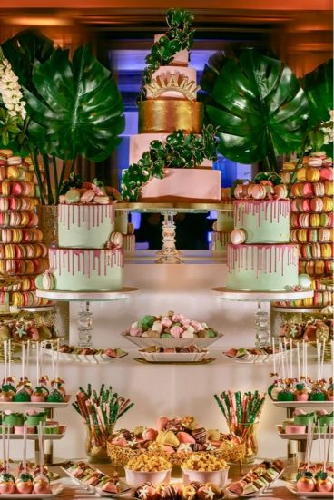 Bar Mitzvah Cakes GC Couture Indulgence Bar