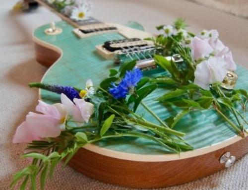 Florist Green & Envy