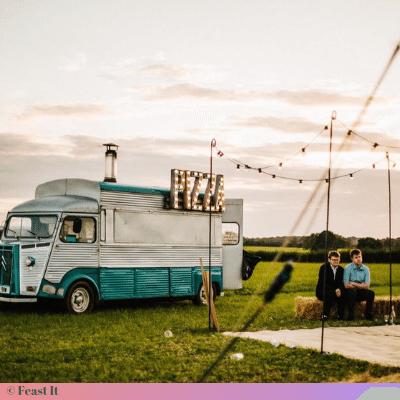 Food vans for parties