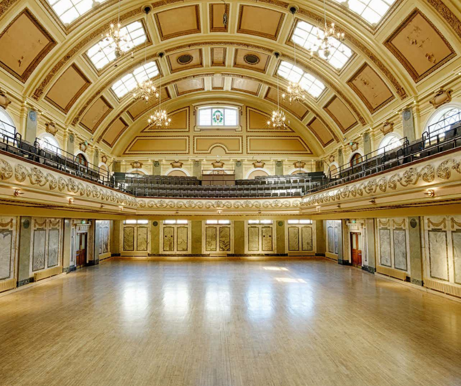 How to find the perfect Bar Mitzvah venue Shoreditch Town Hall