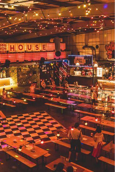 Unusual Bar Mitzvah Venue Hawker House
