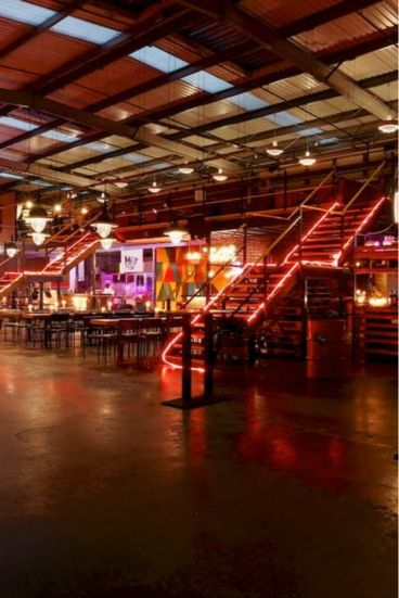 Unusual Bar Mitzvah Venue Quaglinos