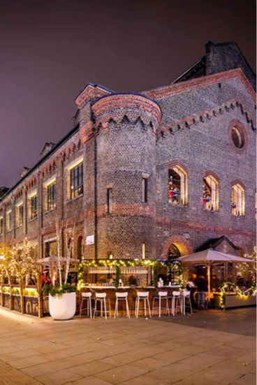 Unusual Bar Mitzvah Venues German Gymnasium