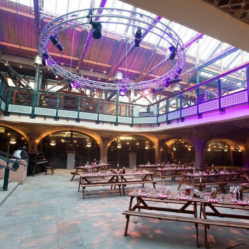 Tobacco Dock Venue Hire