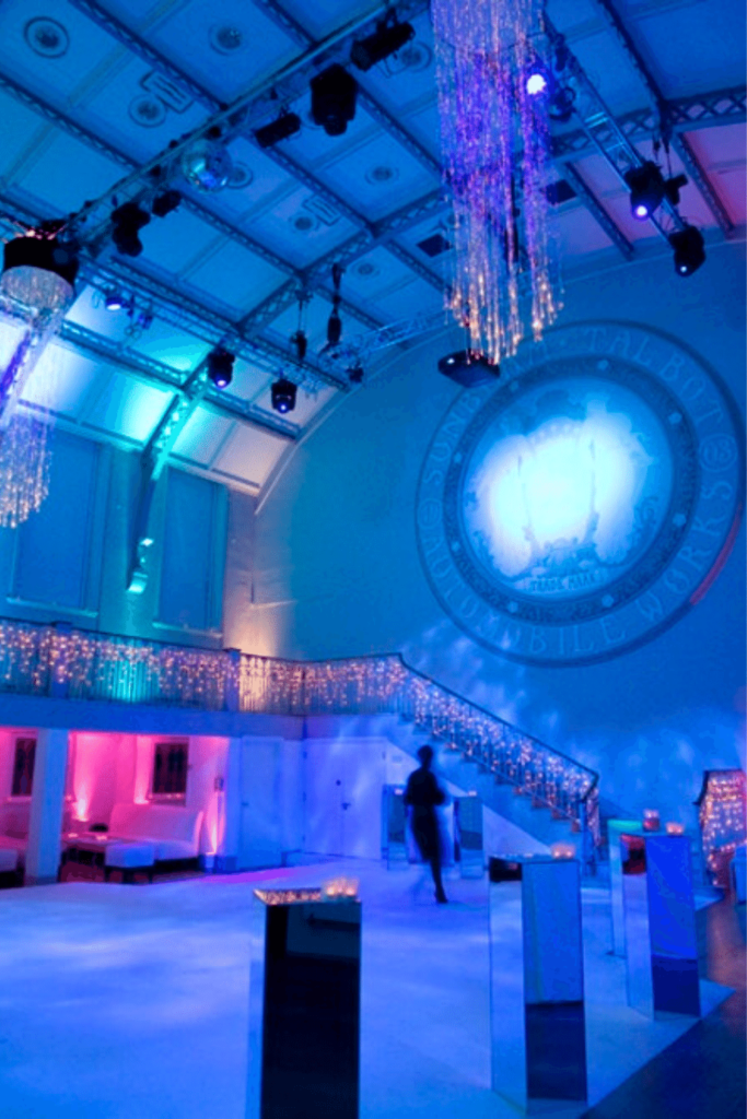 Blank Canvas Venues for Bar Mitzvah Celebrations Sunbeam Studios