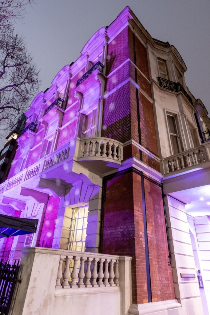 Historic venues for Bar Mitzvahs Kent House Knightsbridge