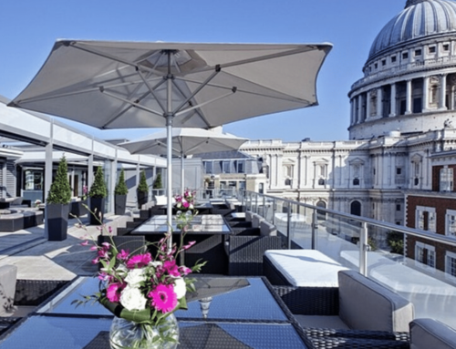 Rooftop venues in London for Bar Mitzvah celebrations
